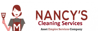 Nancy's Cleaning Services LLC New LOGO
